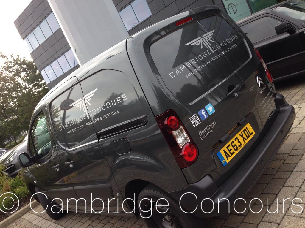 Cambridge Car Detailing Service