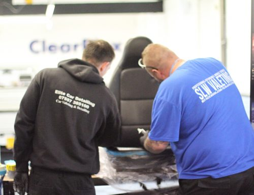 Approved training and assessment centre for the Professional Detailers and Valeters Association