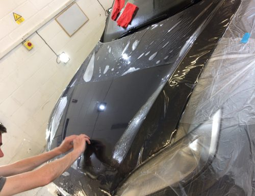 Tesla Xpel Paint Protection Film (PPf) & Opti-Coat Protection