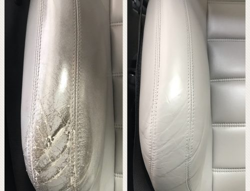 Repair Car Leather