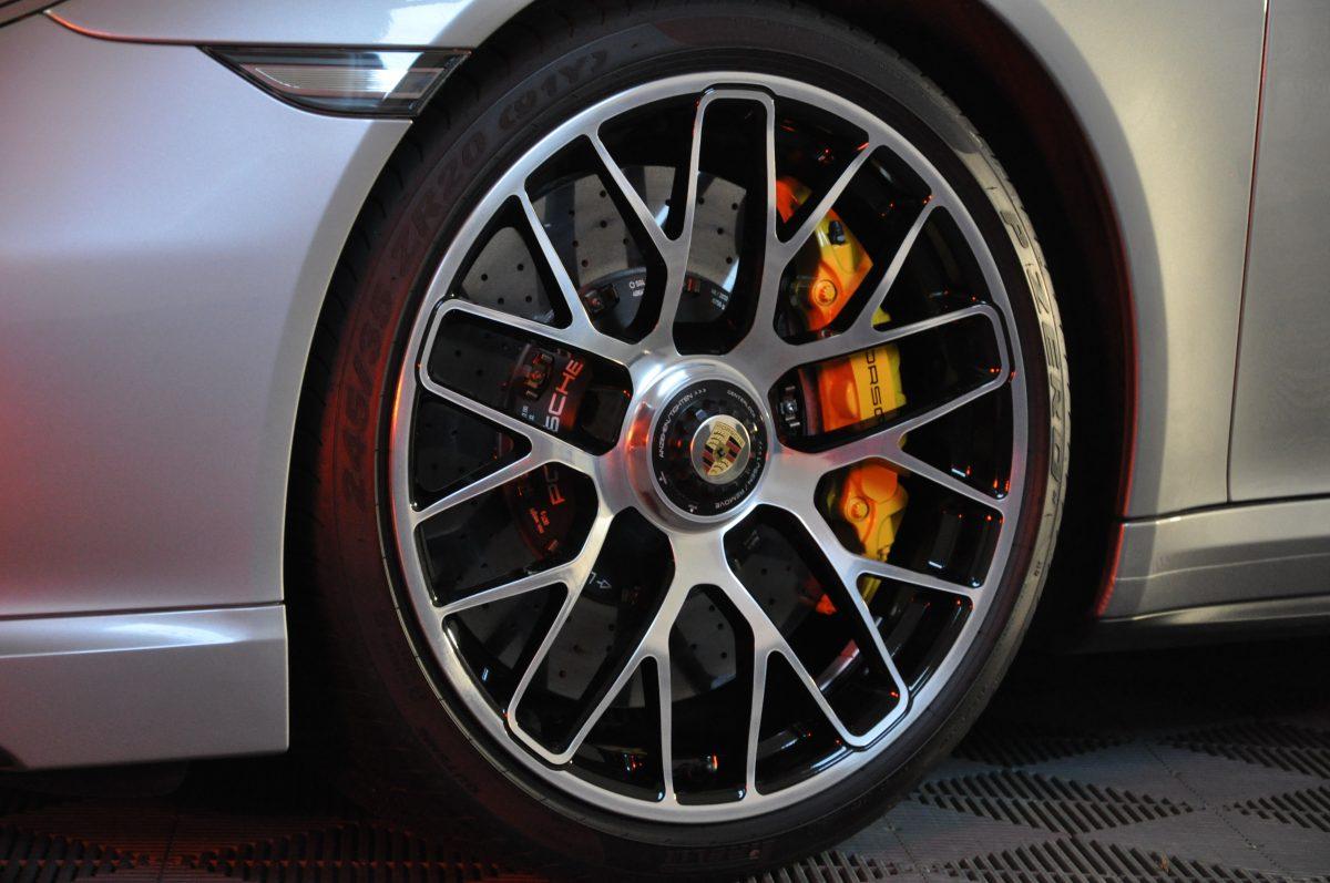 Cambridge Porsche Turbo