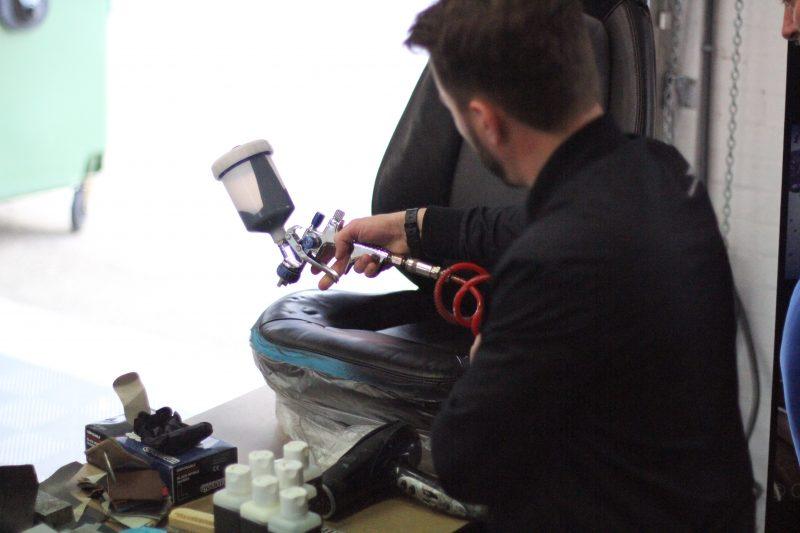 Leather Repair Workshops UK