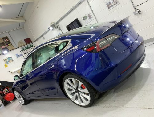 Tesla Paint Protection Bishops Stortford